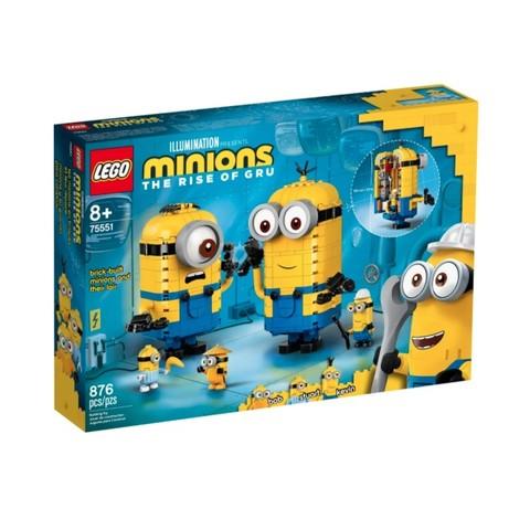 考拉海购黑卡会员:LEGO 乐高 小黄人系列 75551 小黄人和他们的营地