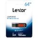 Lexar 雷克沙 S57 USB3.0 U盘 64GB 37.9元包邮(需用券)