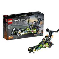 考拉海购黑卡会员:LEGO 乐高 机械组系列 42103 亮绿色改装赛车