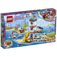 考拉海购黑卡会员:LEGO 乐高 Friends 好朋友系列 41380 灯塔救援中心