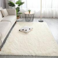 移动专享: 欧缔兰  卧室地毯   米黄色 40*60cm