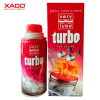 XADO 哈多乌克兰原装进口机油添加剂金刚增距液TURBO C-60金属瓶125ml *3件