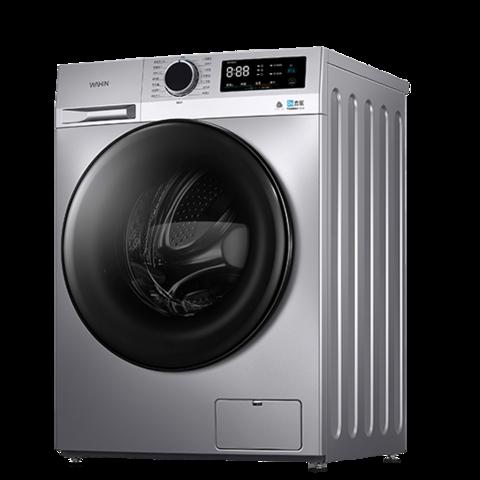 WAHIN 华凌 X系列 HD100X3 全自动洗烘一体机 10kg 银色