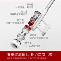 小米有品众筹爆款 顺造手持无线吸尘器Z11家用小型大吸力除螨机