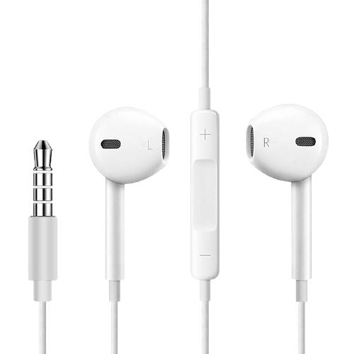 VEGGIEG 唯格 入耳式有线耳机 白色