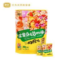 jesitte 捷氏 咖喱坚果燕麦谷物脆  280g