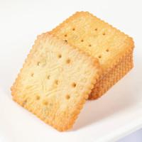 京东PLUS会员:飞旺 薄脆饼干 巴西烤肉味 混合装 825g *2件