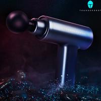 新品发售:雷神 thunderobot 雷神X1便携式按摩器 筋膜枪 便携持久续航低噪音运动健身