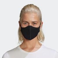阿迪达斯官网 adidas Face CVR M/L 男女运动口罩(三只装)H08836