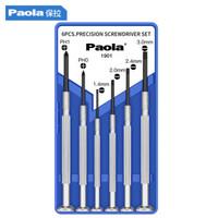 Paola 1901 螺丝刀6件套套装