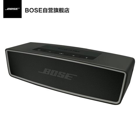 BOSE 博士 SoundLink Mini II 蓝牙音箱