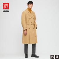 UNIQLO 优衣库 431339  男士风衣外套