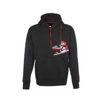 AIR JORDAN JUMPMAN HOLIDAY CT3458 男子套头连帽衫