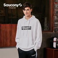 Saucony 索康尼 380029110901男子连帽休闲卫衣