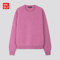 UNIQLO 优衣库 418679 女装圆领针织衫