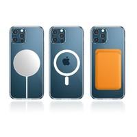 PRODA 苹果 iPhone12系列 磁吸透明手机壳