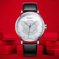 SeaGull 海鸥 艺术家系列 十二生肖 男士机械手表