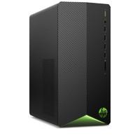 HP 惠普 暗影精灵6 台式主机(i5-10400F、16GB、256GB+1TB、GTX1660Ti)