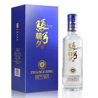 张弓酒 朝夕 52度 浓香型白酒 500ml*6瓶