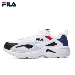 FILA 斐乐 F12M041104F 男士休闲运动鞋