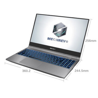 MECHREVO 机械革命 蛟龙 15.6英寸游戏本(R7-4800H、16GB、512G、RTX2060)