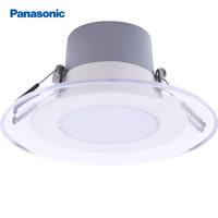 松下(Panasonic)筒灯射灯段调色导光板led嵌入式筒灯天花灯客厅灯牛眼灯 NNNC75505 5w   开孔71mm-80mm