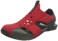 Nike 耐克 男孩 Sunray Protect 2 (Ps) 沐浴鞋 黑色/粉色(Racer Pink), EU