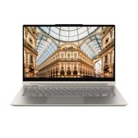 6期免息:Lenovo 联想 YOGA Pro 14c 14英寸轻薄笔记本 慧眼识金(i7-1185G7、16GB、1TB、4K)