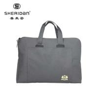 Sheridan 喜来登 新款男士商务手提包 黑色