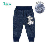 Disney 迪士尼 男女童休闲长裤