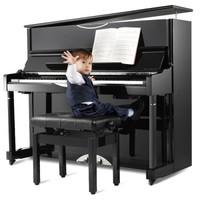 JINGZHU 京珠 N-123京珠立式钢琴德国进口配件 专业考级演奏演出通用1-10级88键