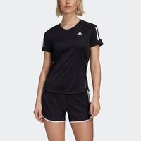 10日0点:adidas 阿迪达斯 FS9830 女士运动T恤