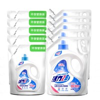 活力28 除菌除螨洗衣液 1.5kg*5袋+750gx5袋