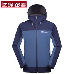 TOREAD 探路者 HAEF91015 软壳衣连帽外套