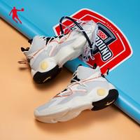 网面透气耐磨篮球鞋运动男鞋