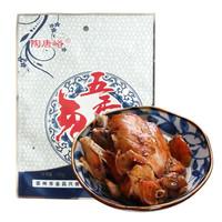京东PLUS会员:陶唐峪 五香兔肉 200g *2件