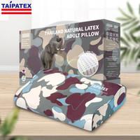 TAIPATEX  酷玩 颗粒按摩乳胶护颈枕 60*37*11/13cm