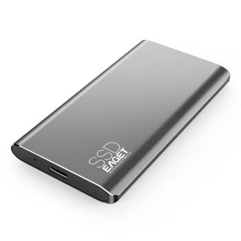 EAGET 忆捷 M1 Type-c移动固态硬盘 128GB
