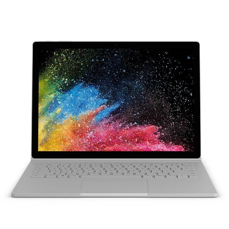 Microsoft 微软 Surface Book 2 13.5英寸二合一笔记本电脑(i7-8650U、16GB、512GB、GTX1060)