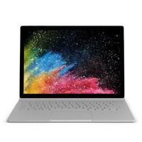 百亿补贴:Microsoft 微软 Surface Book 2 13.5英寸二合一笔记本电脑(i7-8650U、16GB、512GB、GTX1060)
