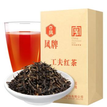 凤牌 云南凤庆 滇红茶 浓香型 2020年 特级工夫茶 奶茶调饮 500克