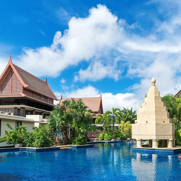 飞猪双12 : 限量升级房型!三亚亚龙湾铂尔曼度假酒店 豪华池景房1晚(含旅拍)