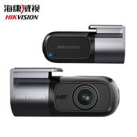 京东PLUS会员:HIKVISION 海康威视 D1 行车记录仪+32G内存卡