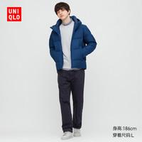 UNIQLO 优衣库 430350 男款直筒工装长裤