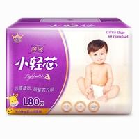Anerle 安儿乐 薄薄小轻芯系列 通用纸尿裤 L80片