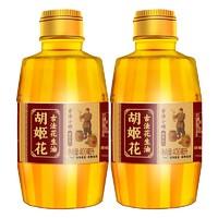 值友专享:胡姬花 古法小榨花生油 400ml*2瓶装