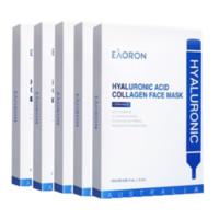 银联返现购:EAORON 水光针美白面膜 5片*5盒