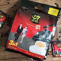 百亿补贴:G7 COFFEE 三合一速溶咖啡 16g*50包