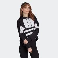 阿迪达斯官网adidas三叶草女装运动套头衫FS1312 FS1314