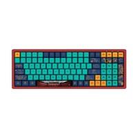 4日10点、12.12预售:AKKO 3096 DS TTC 北京故宫 机械键盘 100键 茶轴